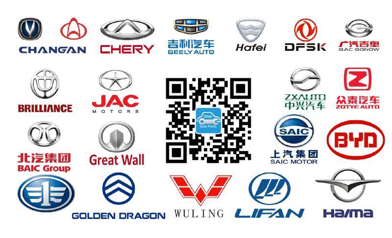 Marcas de autos chinos logos